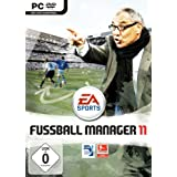 "Fussball Manager 11von ""Electronic Arts"""