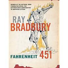 Fahrenheit 451 (Wheeler Large Print Book Series)
