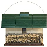 Perky-Pet 309 Seed Barn Bird Feeder
