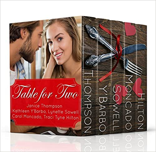 Table for Two: A Yummy Collection of Restaurant-Themed Romances