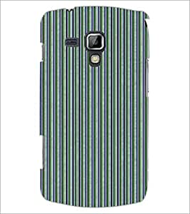 PrintDhaba Pattern D-5185 Back Case Cover for SAMSUNG GALAXY S DUOS S7562 (Multi-Coloured)