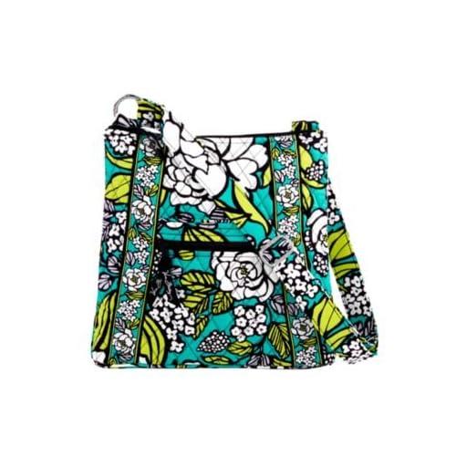 Amazon.com: Vera Bradley Hipster Island Blooms NWT