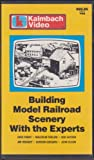 img - for Building Model Railroad Scenery with the Experts (Vhs) book / textbook / text book