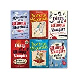 Tim Collins Diary of Wimpy Vampire Collection With Diary Of Dorkius Maximus, (Strikes bach, Prince of Dorhness, Adventures of a wimpy werewolf and Diary of wimpy vampire, Diary Of Dorkius Maximus & Diary Of Dorkius Maximus In Egypt)