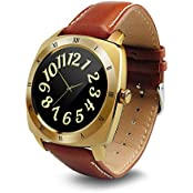 Smart Watches DM88 Bluetooth SmartWatch Waterproof Smartphone Heart Rate Monitor For Android And IOS Smart Phone...