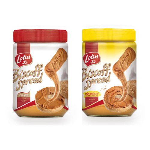 Biscoff Spread Combo - 1 Smooth and 1 Crunchy