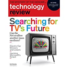 Audible Technology Review, January 2011 Periodical by Technology Review Narrated by Todd Mundt