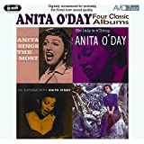 Four Classic Albums: Anita Sings the Most/The Lady Is a Tramp/An Evening With Anita O'Day/This Is Anita ~ Anita O'Day