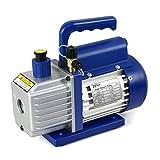 Zeny® 4CFM Electric Vacuum Pump Refrigerant R410a R134a HVAC Deep Vane Air Conditioner (#02)