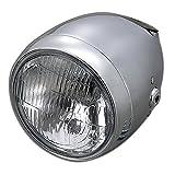 デイトナ(DAYTONA) ビンテージスモールヘッドライト /クローム [12V車汎用] 79159