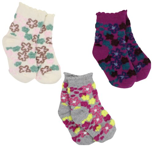 Baby Sock Flowers front-1054103