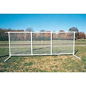 Fencing - Batting Cages, Portable Scoreboards, Portable Pitching