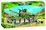 Small Army Tank Platoon (350 Pieces)