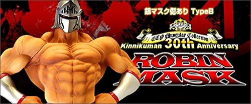 キン肉マン Muscular Collection vol.073 ロビンマスク(銀マスク傷ありBタイプ)