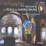 1160-1245 Perotin & The School of Notredame
