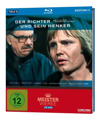 Der Richter und sein Henker - Meisterwerke in HD [Blu-ray]