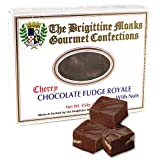 Cherry Chocolate Fudge Royal with Nuts: The Brigittine Monks