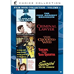 Film Noir Collection - Volume One