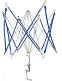 DUBUFFE かせくり 器 糸巻き 玉巻き 【DF126】 (青)
