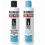 Doo Gro Anti-thinning Mega Thick Shampoo & Conditioner Set - 10fl