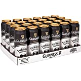 Guinness Surger Cans 520 ml, Case of 24 (Surger Unit Sold Separately)