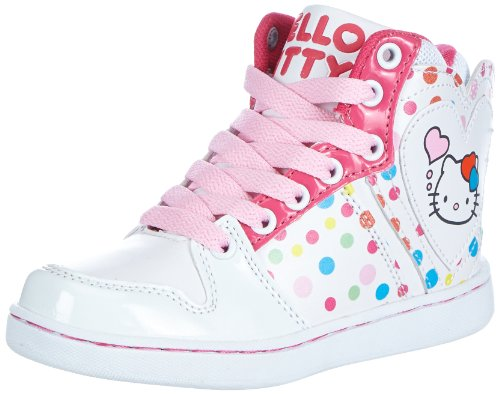 Hello Kitty HK JACOB, alto bambina, Bianco (Weiß (3)), 33