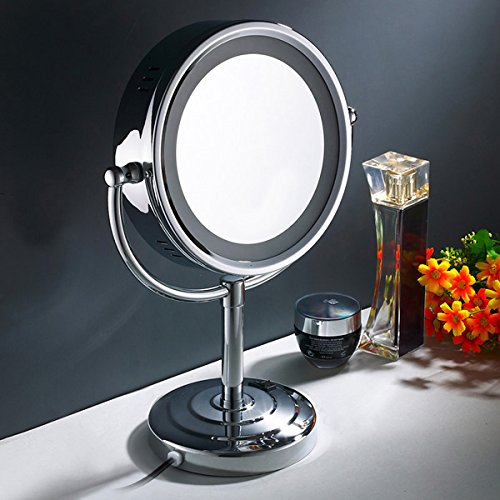 Top 10 Best Led Lighted Vanity Makeup Mirrors For Women