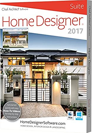 Chief Architect Home Designer Suite 2017 Your 1 Source