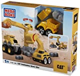 Mega Bloks Cat Tiny 'N Tuff Buildables Worksite