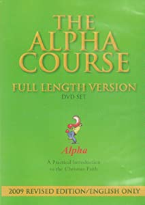 The Alpha Course - Full Length DVD Set