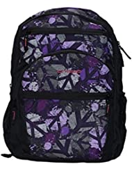 Cropp Exclusive Nylon Made, 46 Cm Black - Print Soft Shell Backpack-New