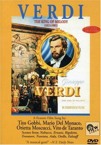 Verdi - the King of Melody [1953] [DVD] [1974] [NTSC]