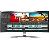LG 34UC98 34-Inch Class 21:9 UltraWide WQHD IPS Curved LED Monitor