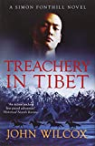 img - for Treachery in Tibet (Simon Fonthill Series) book / textbook / text book