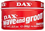 DAX Hair Styling Wax Set of 3 Different Hair Waxes (99g*3) 297 gm