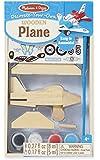 Melissa & Doug DYO Wooden Plane