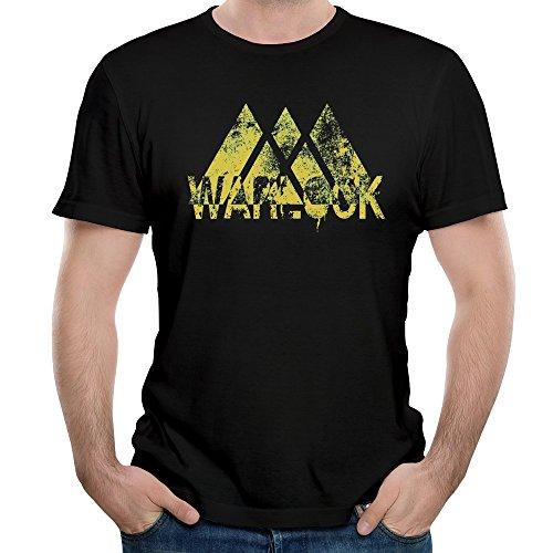 CRIS Destiny Warlock Emblem T Shirts Black For Men