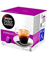 Espresso NESCAFÉ Dolce Gusto (16 capsules)
