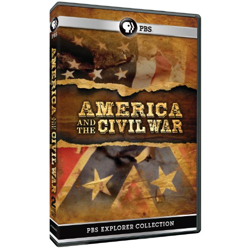 Cover art for  America & The Civil War