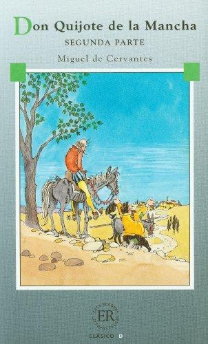 Don quijote de la Mancha (Segunta Parte)