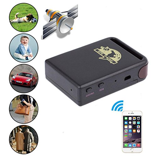 GBSELL Mini Vehicle GSM GPRS GPS Tracker Car Vehicle Tracking Locator TK102B (Car Location compare prices)