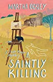 A Saintly Killing (A Faith Morgan Mystery)