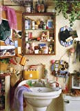 Springbok 500 Piece Puzzle – Bathroom, Sweet Bathroom! – PZL 4435 thumbnail