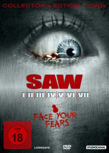 SAW I -VII [7 DVDs]