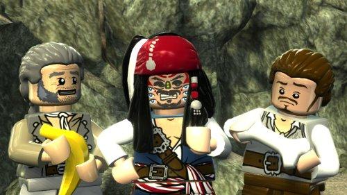 Lego Pirates of the Caribbean screenshot