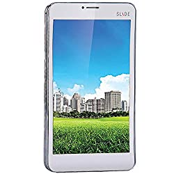iBall Performance Slide 3G 6095-D20 Tablet (8GB, WiFi, 3G, Voice Calling), White