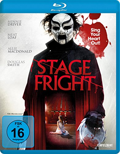 Stage Fright [Blu-ray]