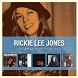Original Album Series:Girl At Her Volcano/Naked Songs/Pirates/Rickie Lee Jones/The Magazine