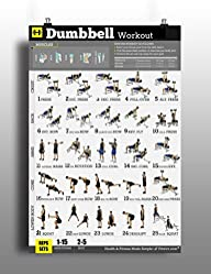 The BEST Men's Dumbbell Workout Poste…