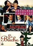 echange, troc La Coffret Danièle Thompson - Bûche + Fauteuils d'orchestre + Décalage horaire